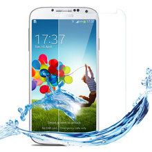 s4 mobile phone accessories Tempered Glass phone case For samsung galaxy S4 i9500 Rhinestone Case Luxury Clear Phone cover