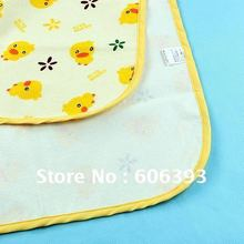 S103 Baby Infant Home Travel pure Cotton diapers Mat Baby Changing Mat Cover Waterproof Pad Baby