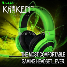 Free Shipping Kraken Pro Gaming Headset, Brand New, Without Retail Box, Fast& Free shipping, In stock.