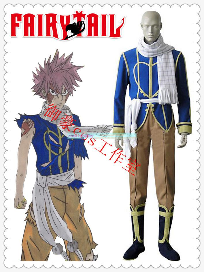 hottest Japanese anime costume Fairy Tail Natsu dragneel Cosplay Costumes Halloween costumes for adultsОдежда и ак�е��уары<br><br><br>Aliexpress
