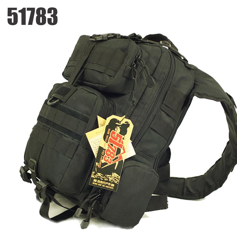 Гаджет   U.S. outdoor 51783 army Archer single shoulder bag camouflage digital tactical packet charge men and women Backpack Bag None Изготовление под заказ