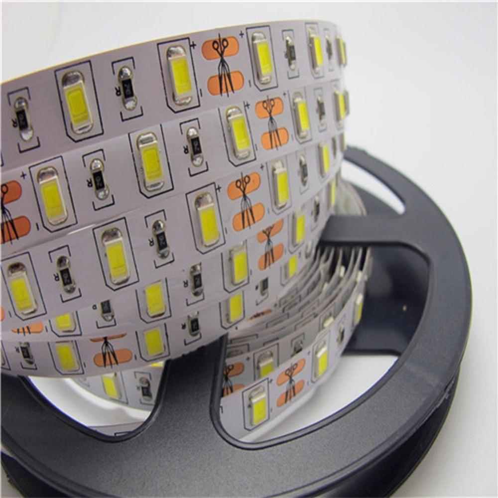 Super Bright 5730/5630 LED strip flexible light Waterproof 12V 60LED/m 50m/lot,New LED Chip 5730/5630 Bright Than 5050<br><br>Aliexpress