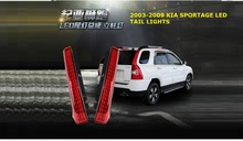 LED REAR  LAMP LED TAIL LIGHTS LED DRIVING WORKING LAMP FOR SPORTAGE 2003-2009(China (Mainland))