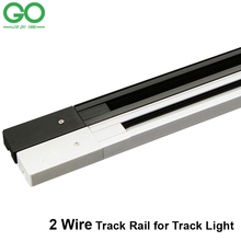 1m LED track light rail track lighting fixture rail for track lighting Universal rails,track lamp rail,free shipping(10pcs/lot)(China (Mainland))