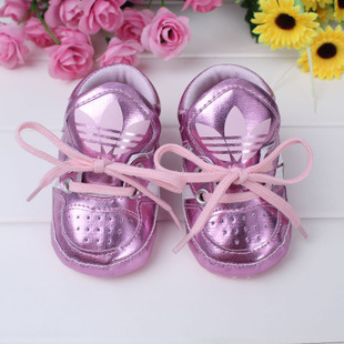 Free shipping new 2015 hot newborn baby girl infant shoes Comfortable soft 3pcs/lot baby first walkers baby shoes branded kids(China (Mainland))