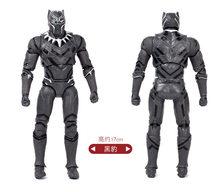 2018 NEW Avengers Ferro Guerra Infinito Figura Aranha Homem De Ferro Homem Aranha Capitão América Pantera Negra Figura de Ação brinquedo crianças brinquedos(China)