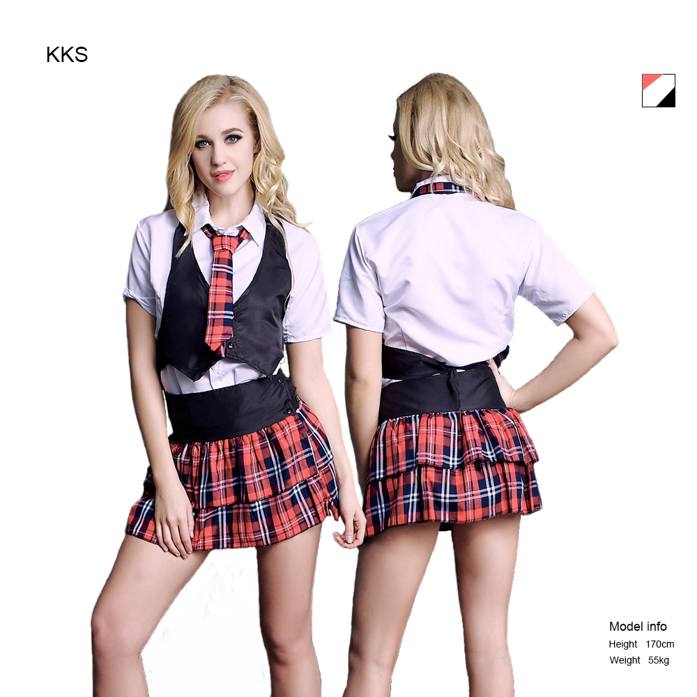 school girl mujer