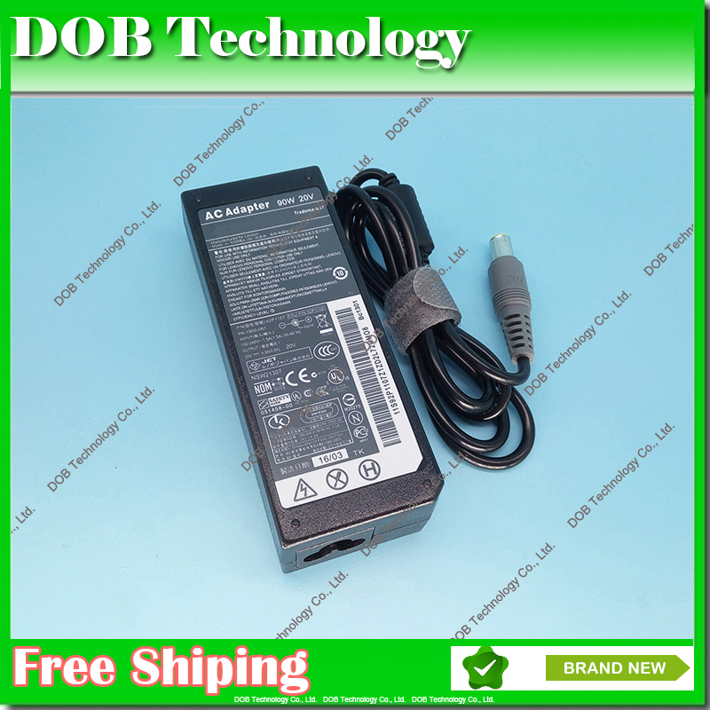 High Quality AC Adapter 20V 4.5A 90W 7.9x5.5mm Power Supply Battery Charger for IBM For Lenovo for Thinkpad X61 T61 R61 92P 40Y(China (Mainland))