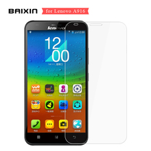 9H 2.5D Screen Protector For Lenovo A916 Tempered Glass For Lenovo A 916 Phone Protective Toughened Glass