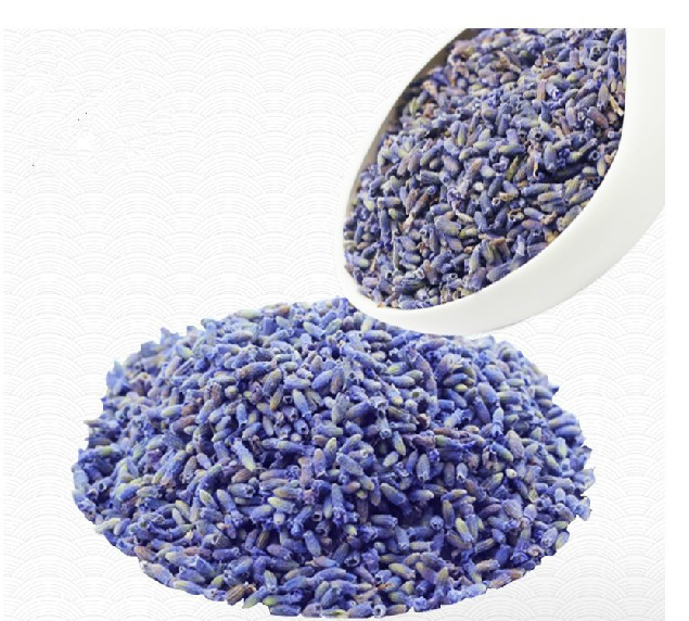 50g Lavender dried flower tea yangxinanshen sleeping the health care Chinese herbal gift flower tea herb
