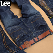 Blue black jeans male 100% Cotton Men's Jeans Famous Brand Trousers Jeans designer jeans men high quality denim pants AX6-1819(China (Mainland))