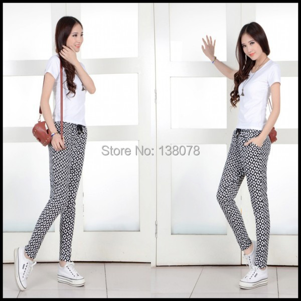 2014 hot selling pants trousers pantaloon trousers/formal shirt trousers for girls/trouser with kameez(China (Mainland))