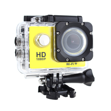 "Goldfox SJ7000 2"" Mini Camcorders Sports Action Cam 1080P WIFI 12MP Waterproof Sport DV Helmet Cameras 1 extra battery 32GB Card(China (Mainland))"