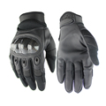 Tactical gloves Special Forces leather gloves Military Paintball Outdoor Full Finger Motocycel Bicycle Gloves guantes gym