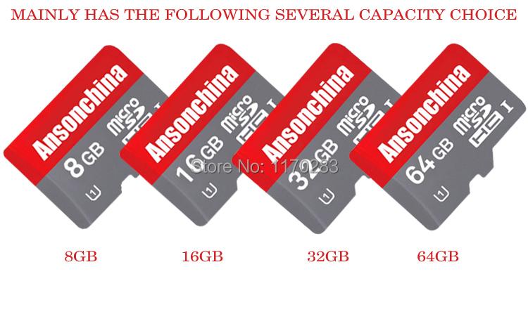 Карта памяти Other H2testw! 10 64 G 8G 16G 32G SDHC SD /SDxc TF moblie SDNC008G0324 карта памяти other 32g micro sd tf 64g 16g