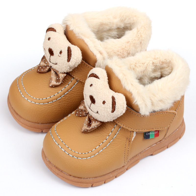 Hot Sale baby boots winter boy Snow Boots Newborn Leather Baby Boots For Girl Baby Shoes Infant Kid First Walkers Shoes Brand(China (Mainland))