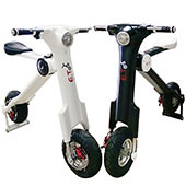 Electric folding scooter AT-185-19