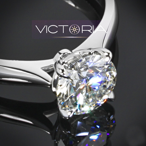 1ct moissanit genuine synthetic diamond ring wedding ring lab grown diamond e