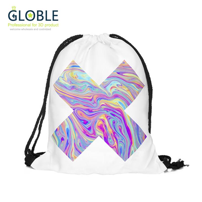 Drawstring Bag Men's Backpack Women Travel Bags Hiking Backpack Cycling Bag Portable Knapsack B060B(China (Mainland))