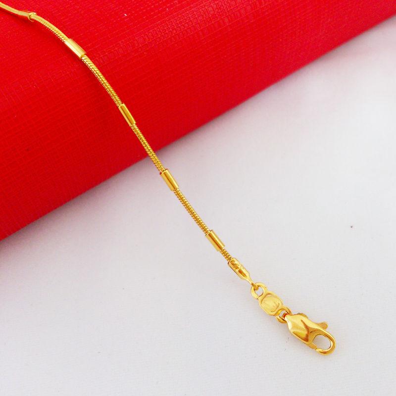 Браслет-цепь Bella Jewelry 24k , C023 браслет цепь magic jewelry 925 oem