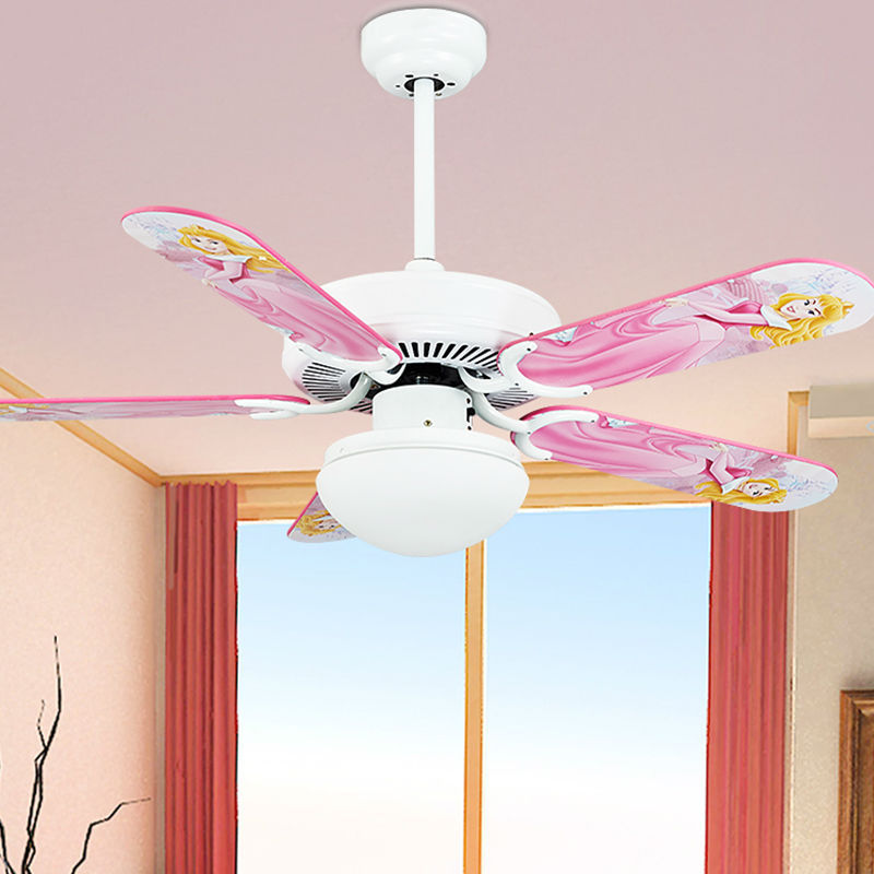 Children cute cute style fan lights ceiling fan light boys for Kids ceiling lights for bedroom