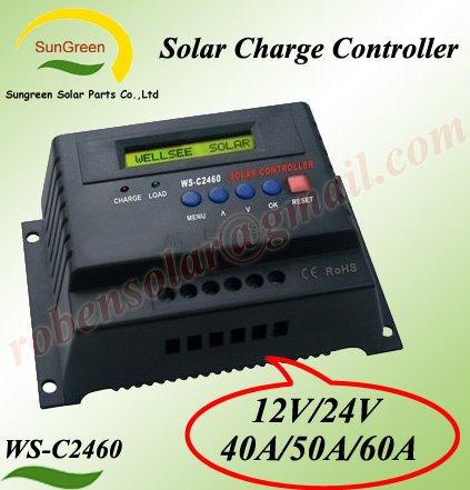 Solar Battery Controller
