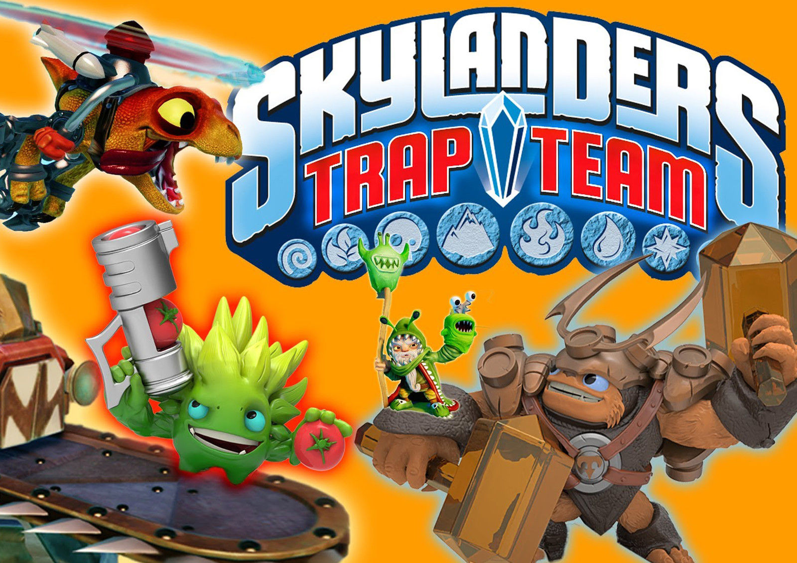 Uncategorized Skylandersgame compare prices on skylanders game online shoppingbuy low price trap team giant one piece poster sizes a2 a3 a4
