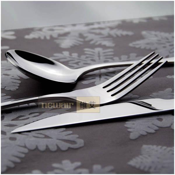 Buy kitchen, dining unique fashion dinnerware set knife fork spoon piece set cheap
