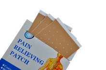 12Pcs Lot Free Shipping Natural Pain Reliever Pain Healing Product 7x10CM Pain Relieving Patch Health Care
