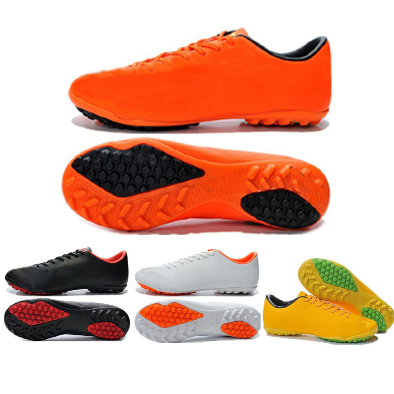 2015 New 10th Generation Super Assassin Series Indoor Soccer Sport Shoes,Victory V TF Laser Football Shoes For women&men Cleats(China (Mainland))