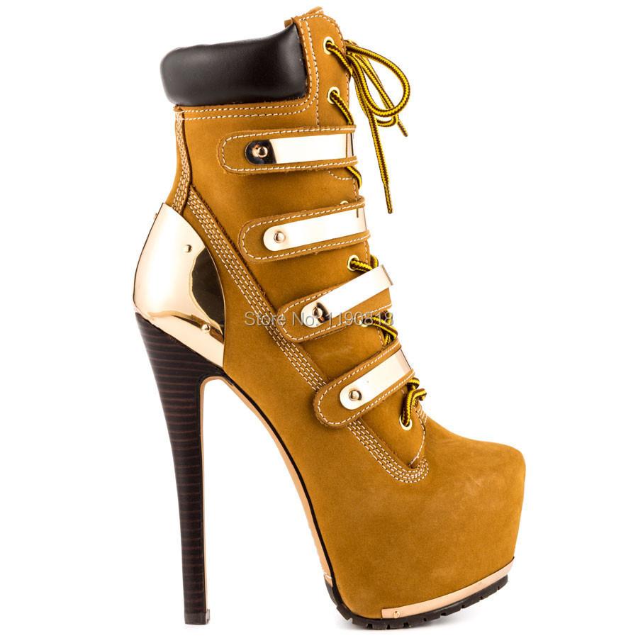 Cute Yellow Heels