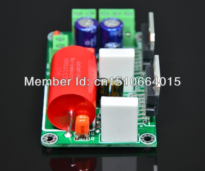 two 2 parallel tda7293 amplifier mono amplifier board small rear board easy for diy DIY Kit need buyer welding yourself(China (Mainland))