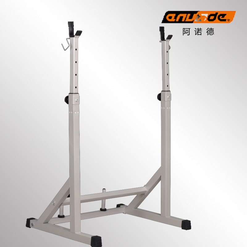 Adjustable Weightlifting Rack Weight Loss Fitness Squat Rack Barbell Rack Weightlifting Bed
