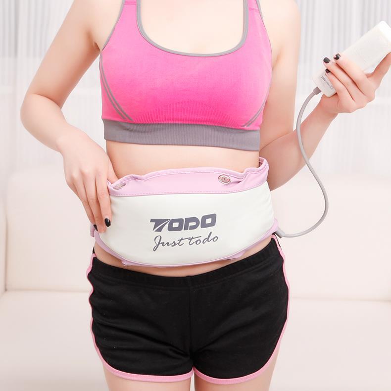 Electronic Vibrating Slimming Belt Massage Belt Slimming massager(China (Mainland))