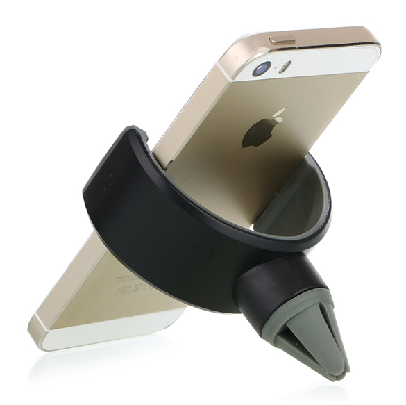 Hot Car Air Vent Mount Universal Car Cell Mobile Phone Holder Stand for Iphone 6 Plus 5s 6s Samsung S6 HTC Xiaomi LG Sony(China (Mainland))