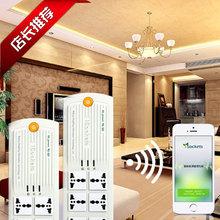 Isockets проводная беспроводная wi-fi интеллектуальный переключатель дистанционного управления гнездо