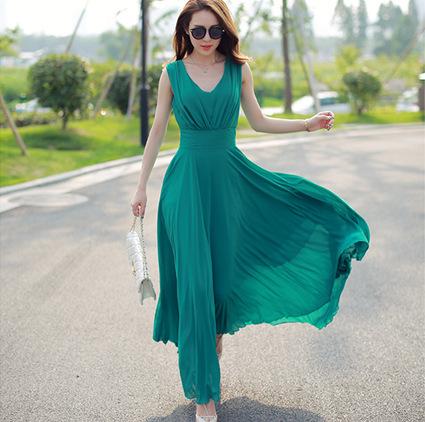 Платья на лето из шифона
