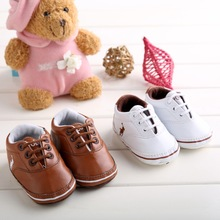 2016 Fashionable Style Baby Shoes Breathable Lovely Exterior Toddler Shoes Comfortable Soft Bottom Infant Sneakers Shoes(China (Mainland))