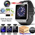 DZ09 Bluetooth Smart Watch for Android IOS Samsung Iphone Phone Support SMI TF Men Women Sport