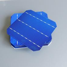 Hot Sale 10pcs 4.4 W 18% – 18.2% high efficiency 156 Mono monocrystalline Solar Cell 6×6