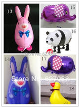 Party supplies Walking animal balloons walking pet balloons Party toys children toys GIFT Wholesale(China (Mainland))