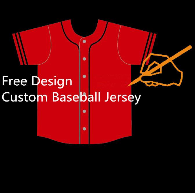 China Factory Direct Embroider Logo Breathable Fabric custom baseball jersey sulimation print baseball shirts(China (Mainland))