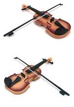 Free shipping Children Play Violin Toys Adjust String Kids Simulation Toy Musical Instrument For Gift(China (Mainland))
