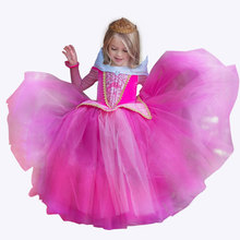 Buy Princess Dress girl Children Clothes Cosplay girl princess dress baby girl Halloween costumes Kids clothes for $5.07 in AliExpress store