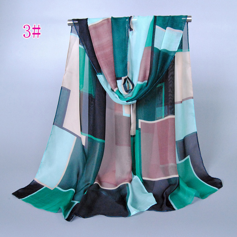 Silk scarf for women 2015 new summer chiffon brand shawls and scarves with featherdesign wedding gifts