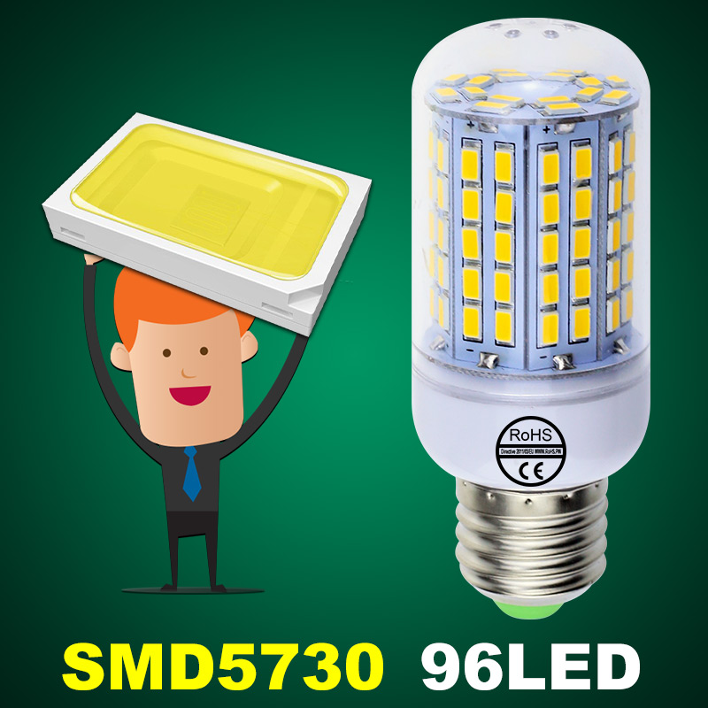 Quality led corn bulb e27 e14 g9 lampada 220v 110v - Bombillas g9 led ...