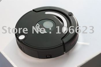 Wholesale Freeshipping KL213 High Quality Cheap Automatic Sweep Household Cleaner Robot Vacuum Virtual Wall Charging Stat