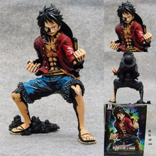 Special Color One Piece Luffy Boxed PVC Action Figure Collection Model Toy 20cm Size Anime Toys(China (Mainland))