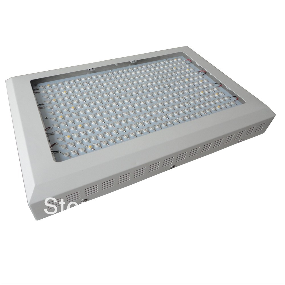 1x 1000W LED Grow Light 333*3W Dropshipping Hot selling 10 band 10 Spectrums IR Indoor Hydroponic System Plant Ufo HOT!(China (Mainland))