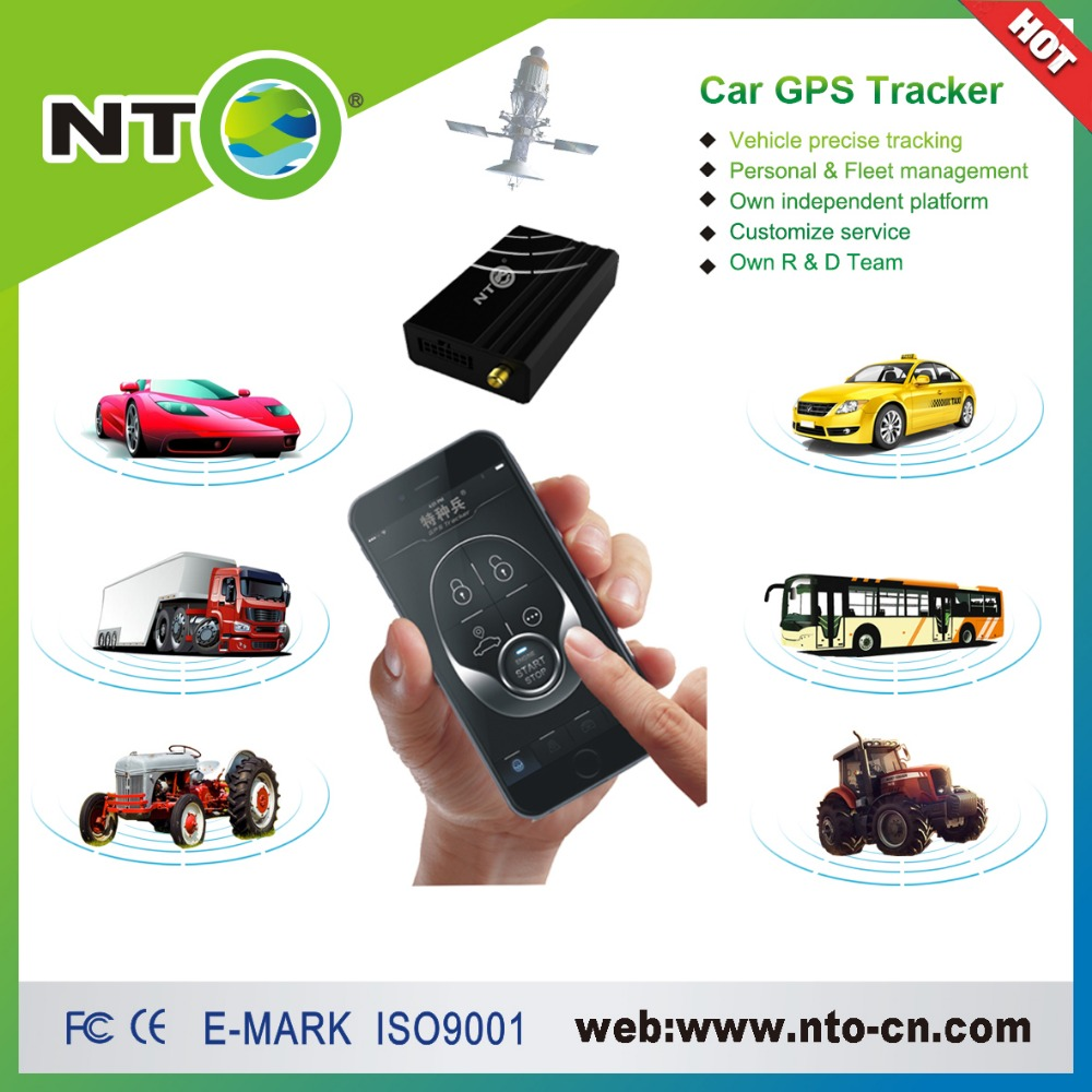 Free Shipping RealTime GPS Tracker GSM GPRS System Vehicle Tracking Device(China (Mainland))